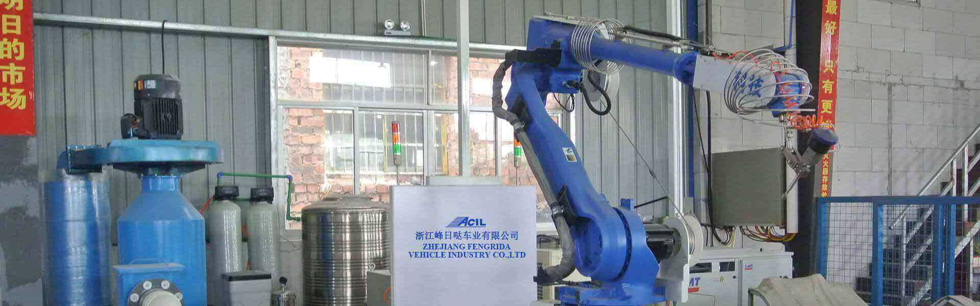 Inner Fender Factory Equipment