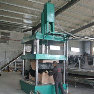 Blister Production Machine