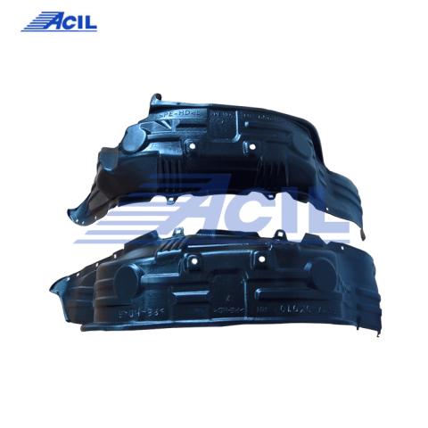 656380K010 656370K010 Rear Fender Liner Fits Toyota Hilux Vigo 04-15